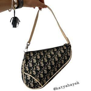 Dior Saddle Pochette 💜